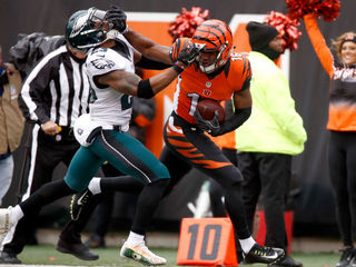 Bengals figure out how to get offense moving
