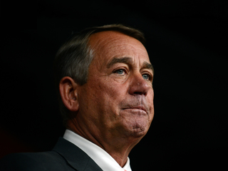 Boehner on Trump: We're in store for a wild ride