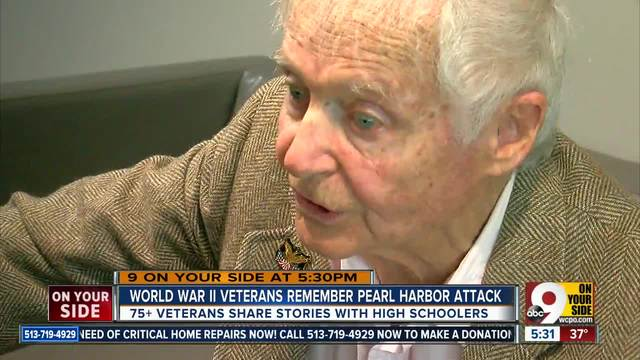 Marking 75 years since Pearl Harbor attack