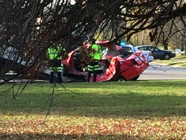 Teenage victim in Florence crash identified