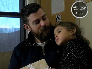 WATCH: Heartwarming hospital reunion