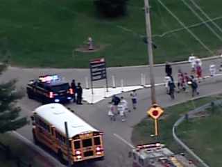 PD: Person stuck in office caused Kings HS evac