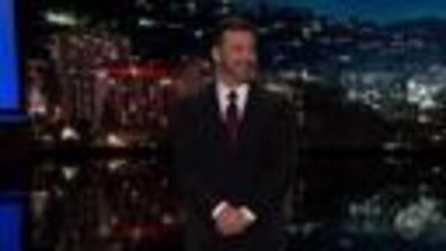 Carol on Jimmy Kimmel-mov