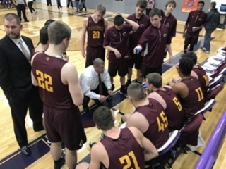Cooper toughens up for March with win at Elder