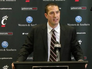 Luke Fickell agrees to 6-year deal as UC coach