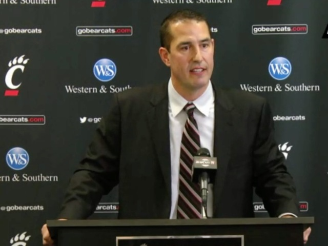 Image result for luke fickell UC