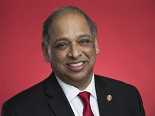 UC's 30th president dives into new job