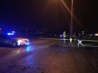 PD: Man found dead in road Christmas night