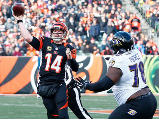 Andy Dalton fifth Bengal named to Pro Bowl