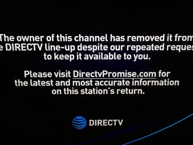Channel 3, 58, disappear from DirecTV lineup over contract dispute