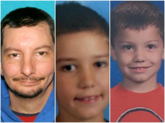 Amber Alert issued for 2 IN kids abducted by non-custodial father
