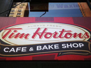 Here's how to get free Tim Hortons on Jan. 12