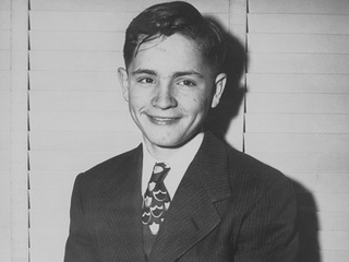 Charles Manson, the son of an Ohio prostitute