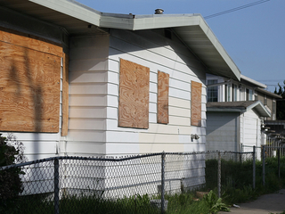 Ohio bans plywood on vacant properties