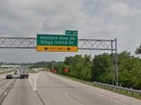 This might ease I-71 congestion at Western Row