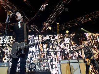 Green Day coming to Riverbend in August