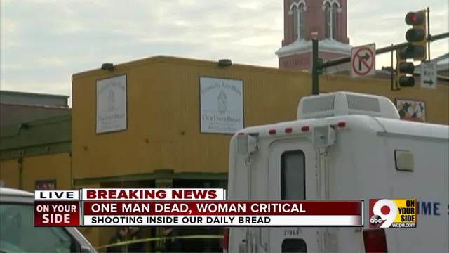 Pd One Man Dead One Woman Injured After Shooting In Our Daily Bread Soup Kitchen Wcpo