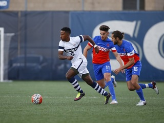 Xavier forward Brown drafted by New York City FC
