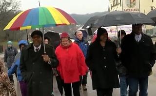 WATCH: NKY march spreads legacy of MLK Jr.