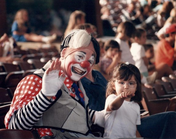 Man who was clown in circus reacts to closure