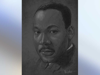 VIDEO: See how WCPO's cartoonist honors MLK