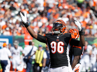 Carlos Dunlap named to AFC Pro Bowl team