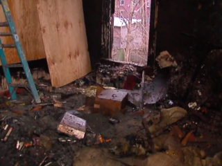 Northside man's home catches fire for third time