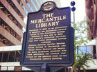 See why Mercantile Library's becoming so popular