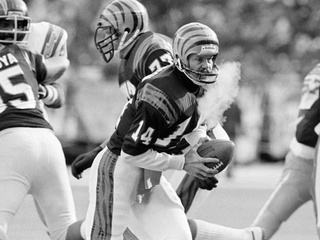 From the Vault: Bengals win the 'Freezer Bowl'