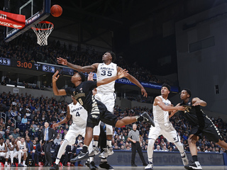 Russell: Xavier's rebounding a riddle no more