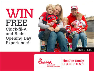 Chick-fil-A First Fan Contest