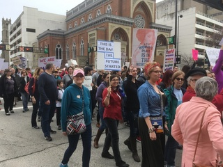 Why thousands marched in Cincinnati on Saturday