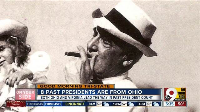 How much do you know about Ohio-s presidents-