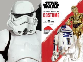 Costumes from a galaxy far, far away in Cincy