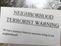 Anti-Muslim fliers target Mason family