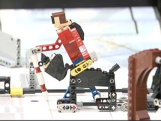 Best young minds in robotics compete at NKU