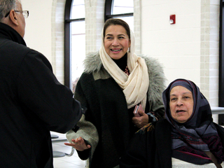 In time of uncertainty, local Muslims speak up