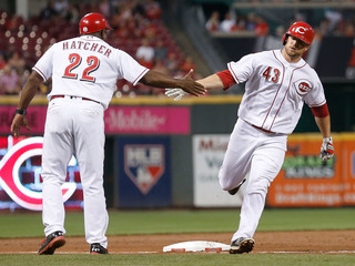 Fay: Is Scott Schebler right for right field?