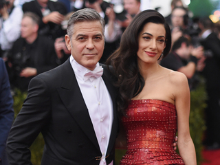 Report: George and Amal Clooney expecting twins