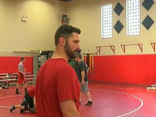 La Salle wrestling having a season of upsets