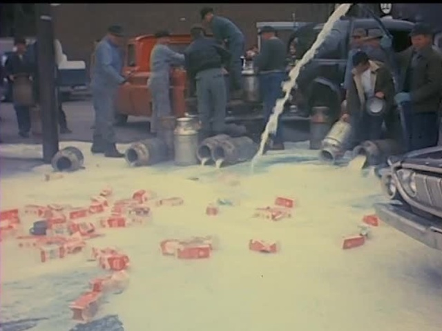 From the Vault: Milk floods streets in NKY