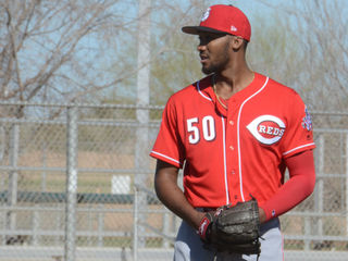 Amir Garrett will get chance to live up to hype