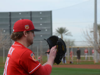 Storen believes he can emerge as Reds' closer