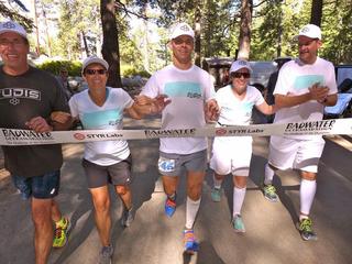Ultra-marathon runner helps train young runners