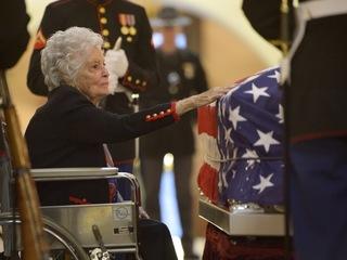 Annie Glenn still misses hero husband 'terribly'