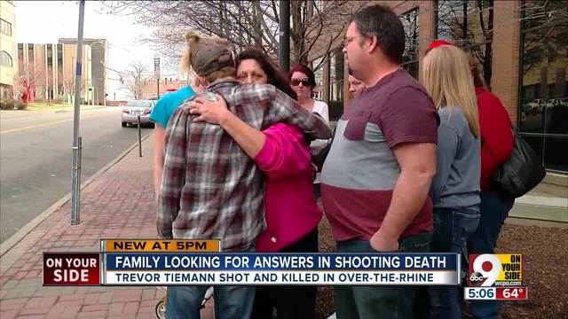 Family looks for answers in shooting death