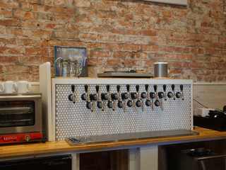 New Social House blends craft beer, coffee