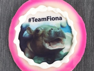 How to get a sugar rush supporting baby Fiona