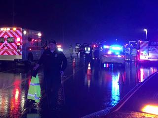 Three-car crash kills 1 on Madison Pike
