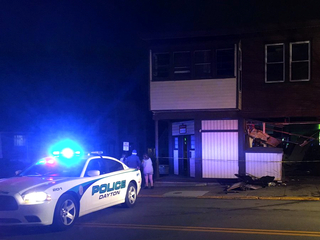 PD: Man who crashed into bar was on home arrest